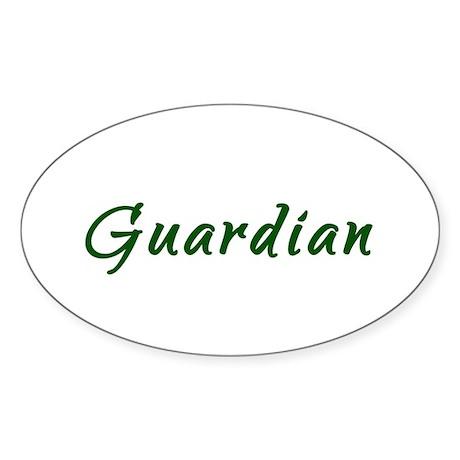 Guardian Sticker