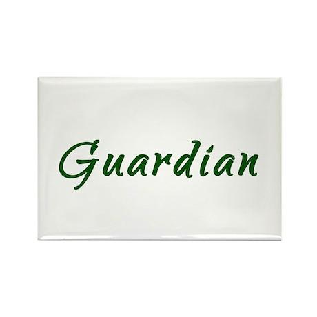 Guardian Rectangle Magnet