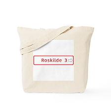 Roadmarker, Roskilde - Denmark Tote Bag