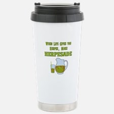 When Life Gives you Herpes Travel Mug