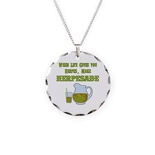 When Life Gives you Herpes Necklace