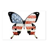 American butterfly Postcards