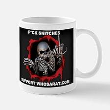 Snitche white Mug