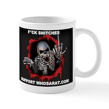 Snitche white Small Small Mug