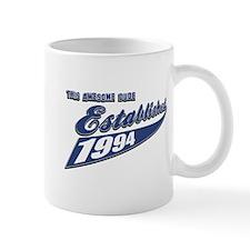 Established 1994 Mug