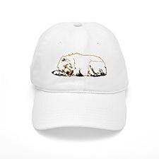 Bearly Sleeping Baseball Cap