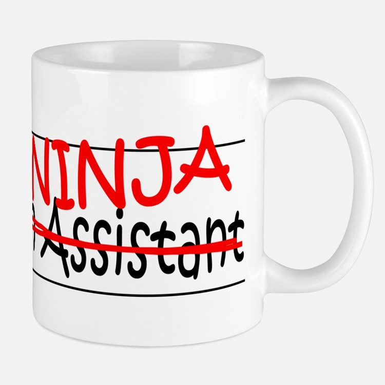 Job Ninja Physician Asst Mug