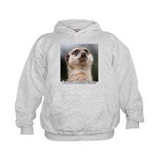 Mad about Meerkats Hoody
