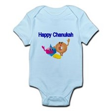 Happy Chanukah Body Suit