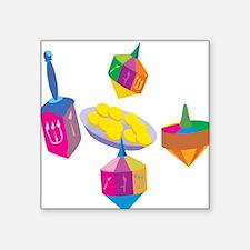 Hanukkah Design for Kids Sticker