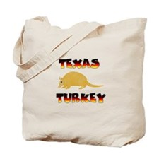 Texas Turkey Tote Bag