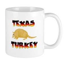 Texas Turkey Mug