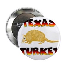 "Texas Turkey 2.25"" Button"