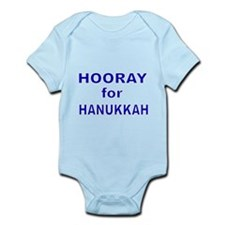 HOORAY FOR HANUKKAH Body Suit