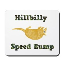 Hillbilly Speed Bump Mousepad