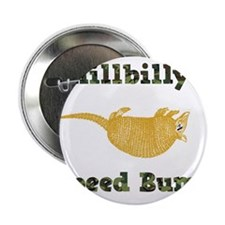 "Hillbilly Speed Bump 2.25"" Button"