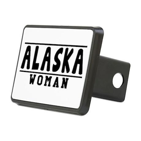 Alaska Woman Designs Rectangular Hitch Cover