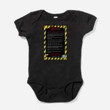 Bubbas Laws Baby Bodysuit