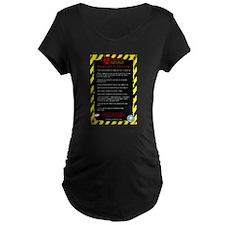 Bubbas Laws Maternity T-Shirt