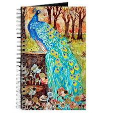 Poetic Peacock Journal