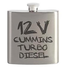 12 V Cummins Turbo Diesel Flask