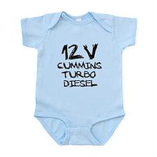 12 V Cummins Turbo Diesel Body Suit