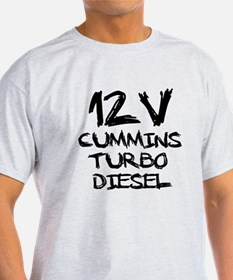 12 V Cummins Turbo Diesel T-Shirt