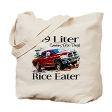 5.9 Liter Cummins Tote Bag
