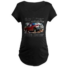 6.7 Liter Cummins Maternity T-Shirt