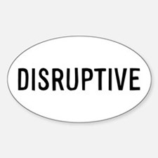 Disruptive Decal