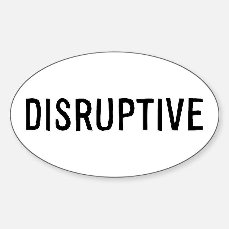 Disruptive Decal