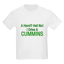A Hemi Hell No T-Shirt