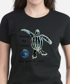 Save athe Planet & Turtles T-Shirt