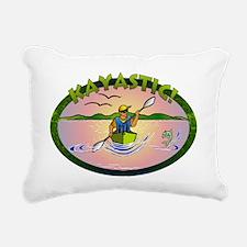 Kayastic Rectangular Canvas Pillow