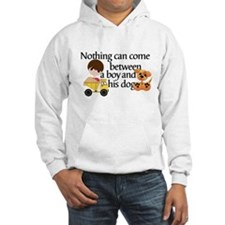Boy And His Dog Hoodie