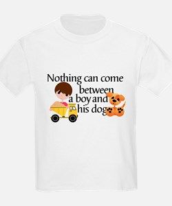 Boy And His Dog T-Shirt