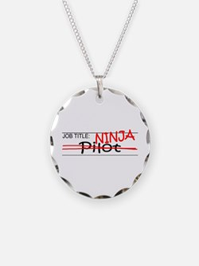 Job Ninja Pilot Necklace