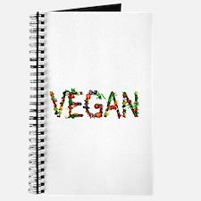 Vegan Vegetable Journal