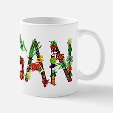 Vegan Vegetable Mug