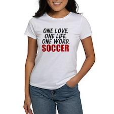 OneLoveSoccer T-Shirt