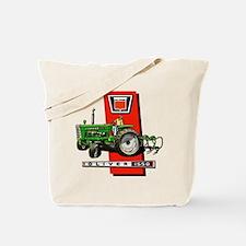 Oliver 1550 tractor Tote Bag