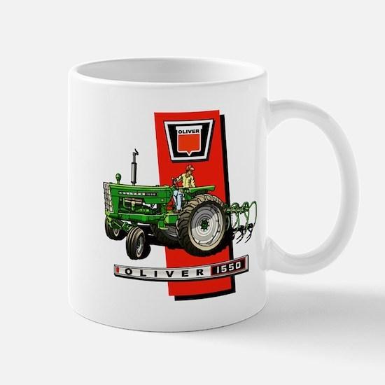 Oliver 1550 tractor Mug