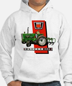 Oliver 1550 tractor Hoodie