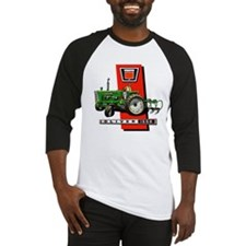 Oliver 1550 tractor Baseball Jersey