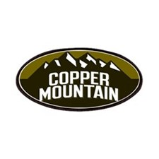Copper Mountain Olive Patches
