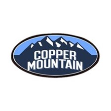 Copper Mountain Blue Patches