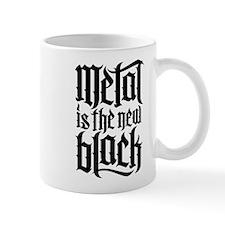 Metal is new the black No.2 Mug