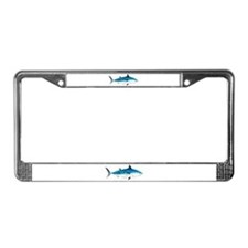 Little Tunny False Albacore License Plate Frame