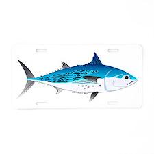 Little Tunny False Albacore Aluminum License Plate