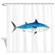 Little Tunny False Albacore Shower Curtain